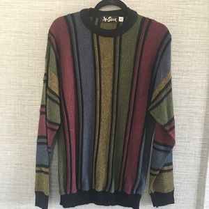 Vintage Alan Stuart Knitted Sweater Size M